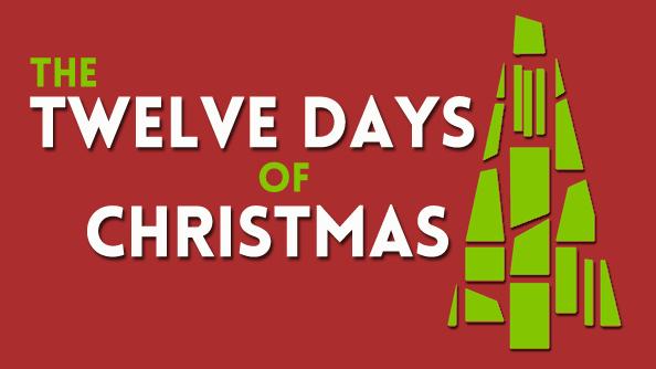 Twelve Days ofChristmas